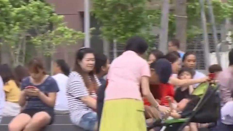 無風無雨! 中北部上班族 賺到颱風假