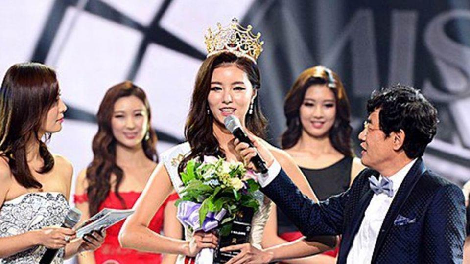 34胞胎或34姐妹 「韓國小姐」選美 網友:都一個樣ㄟ