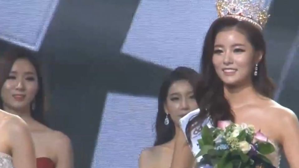 韓國小姐選美60周年 佳麗挨批集體撞臉
