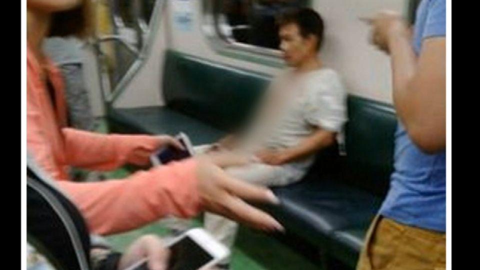 林英昌滿身血坐椅上! 炸火車「關鍵照」他拍的
