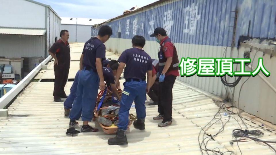 颱風走了! 居民重建家園 意外電擊、樹壓人