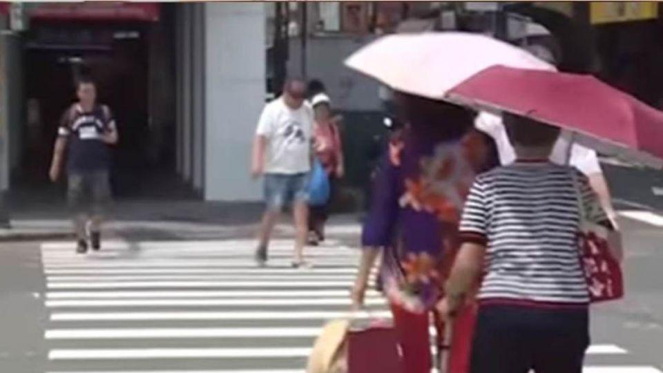 【影片】颱風遠離!明恢復夏季天候 高溫35度防午後陣雨