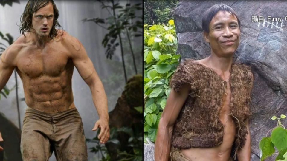 越南版「真實泰山」 避戰火隱居叢林41年