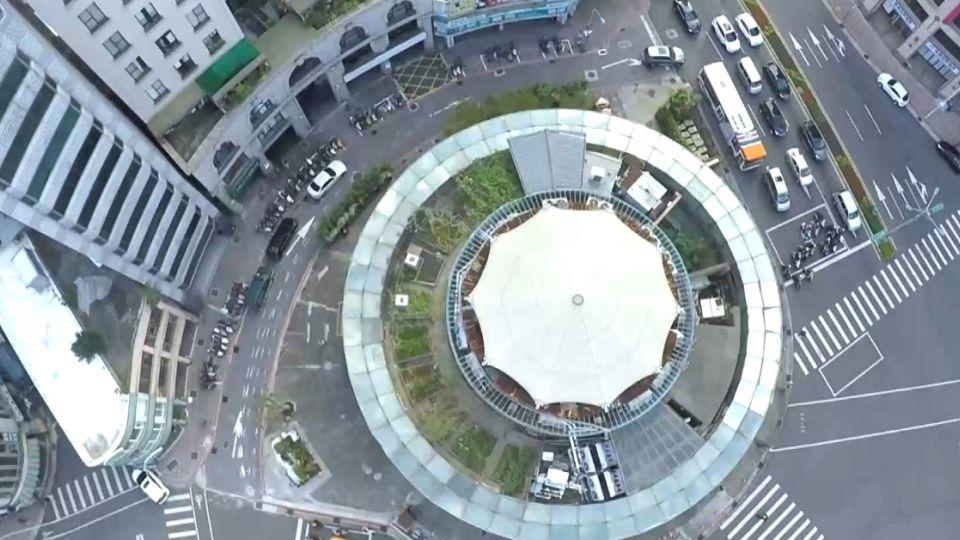 建成圓環將步入歷史 世大運前拆除變綠地