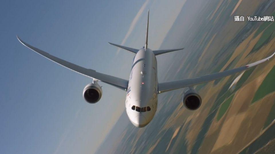 「客機變戰鬥機」 高空上演大轉彎