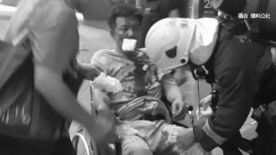 炸火車釀25傷 林英昌清醒仍插管 警:本周偵訊
