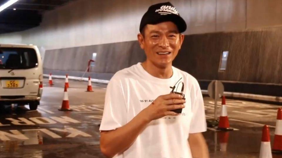 把香港當戰場! 劉德華拍「拆彈專家」炸隧道