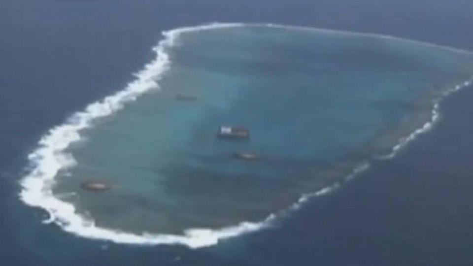 「3個榻榻米大」的沖之鳥 網友Kuso:非島非礁 是「鳥」