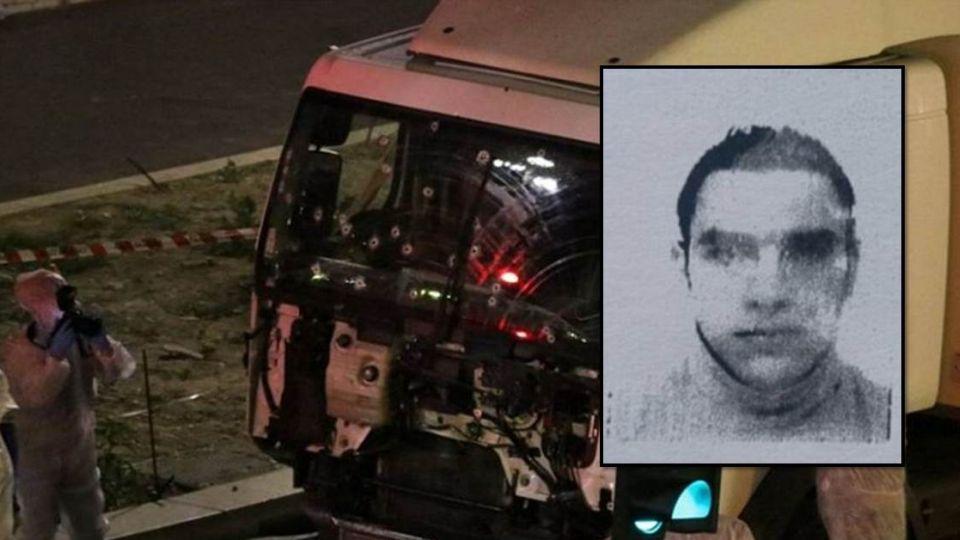 最新!法國尼斯恐攻凶手照片曝光 31歲沉默寡言