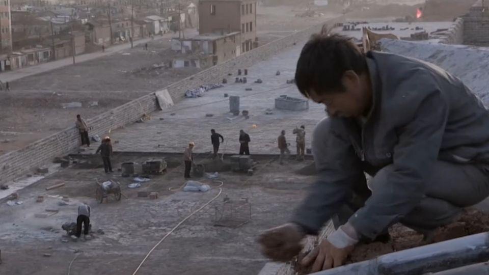 應邀觀看拆遷紀錄片 柯:看得頭皮發麻