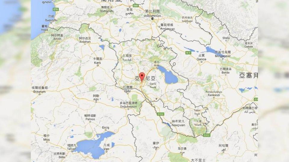 亞美尼亞警察總部遭武裝份子闖入 《鏡報》:可能是軍事政變