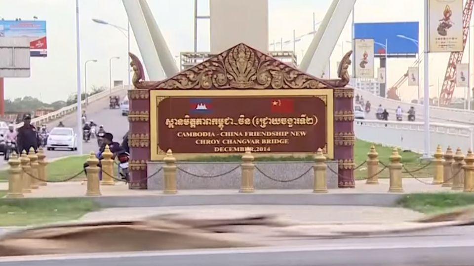 中日柬埔寨較勁 金邊直擊北韓餐廳