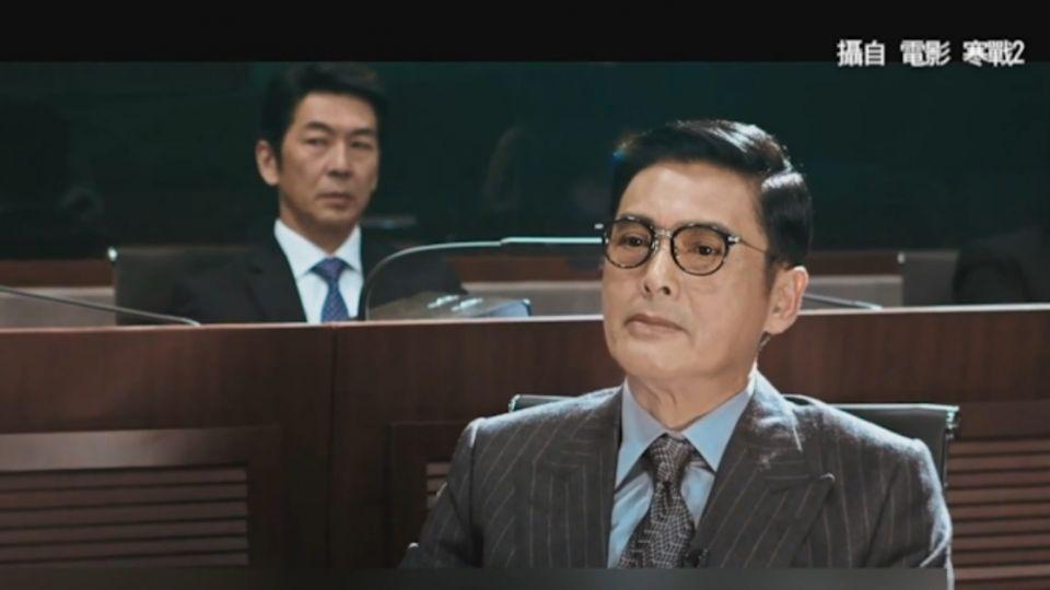 周潤發帶旺「寒戰2」破億 驚傳暫別影壇!