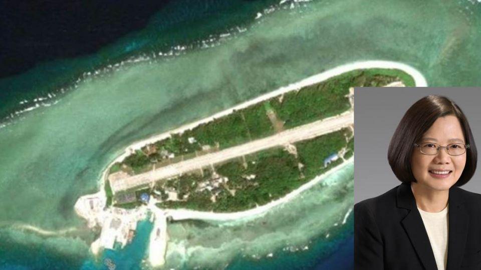 捍衛南海動作慢?蔡總統國安會議提5大立場