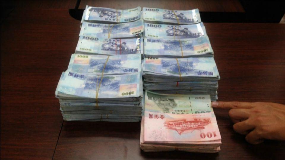 柯姓老翁撿到贓款454萬 「愣了兩小時」