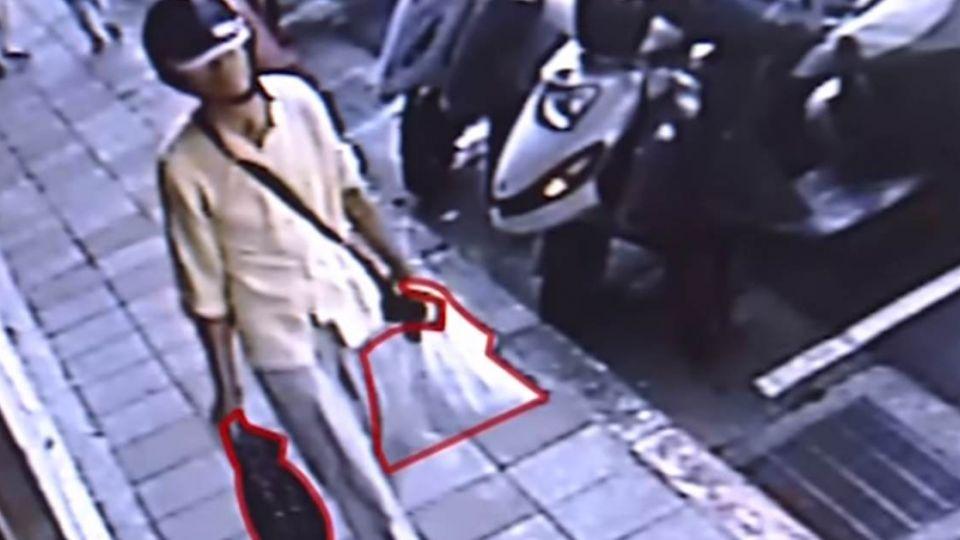 不缺錢?內湖翁2袋贓款拎回家 鄰居:他有房產店面