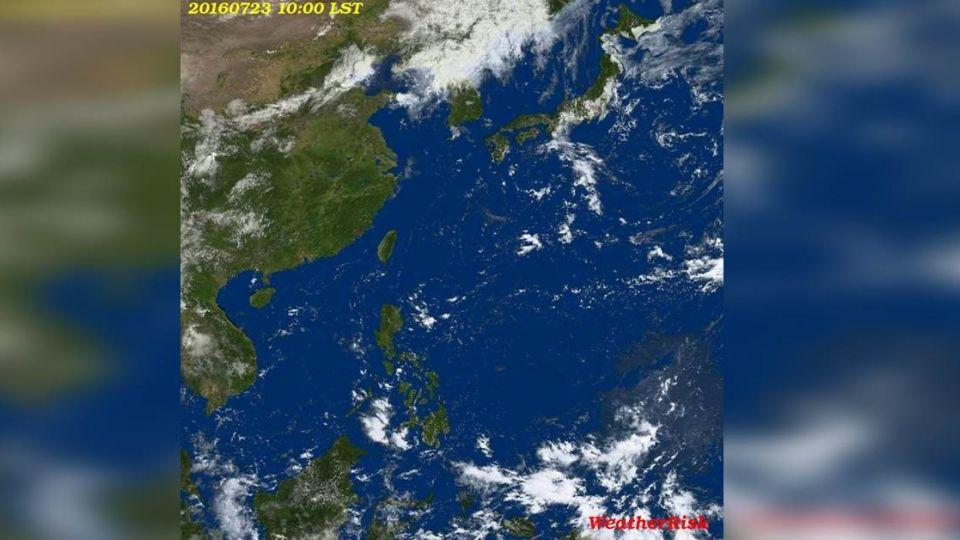 熱帶低氣壓生成!2號「盧碧」最快明天發展成颱風