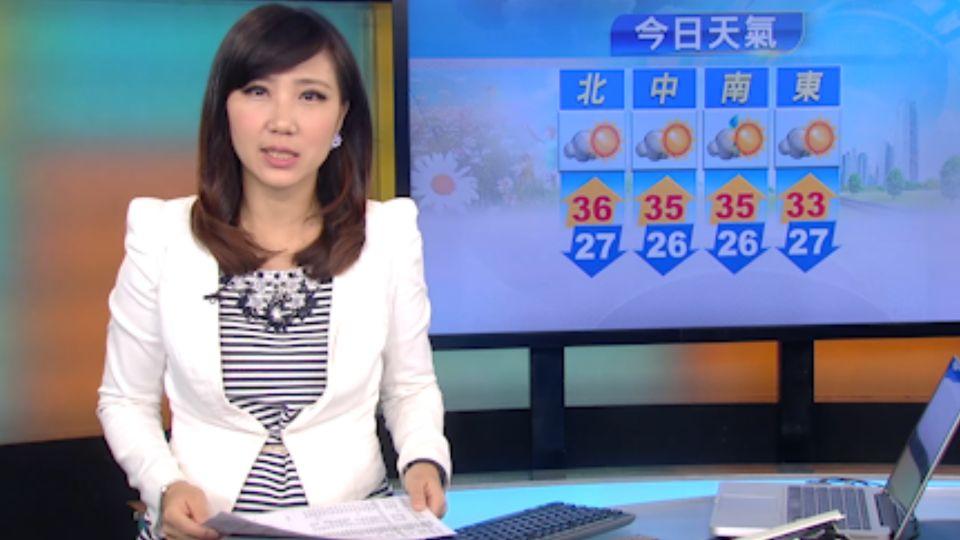 輕颱「盧碧」今凌晨形成 對台灣影響低