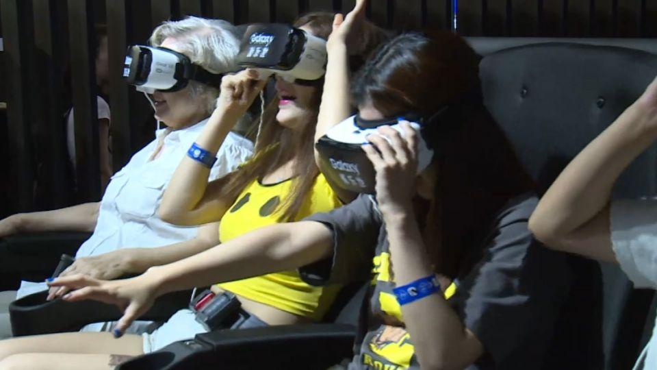 VR購物新技術 首度亮相供民眾體驗