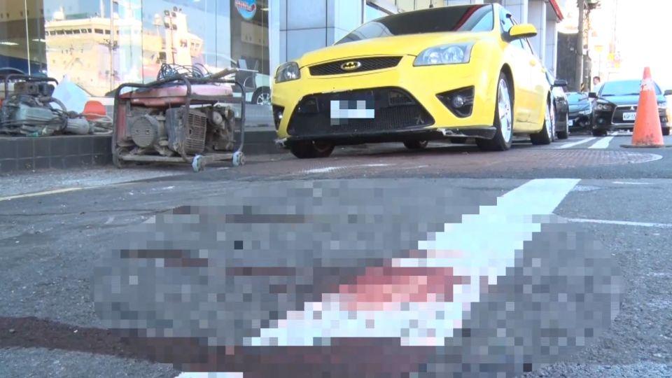 開車載兩未成年少女夜遊 遭惡煞追車砍傷