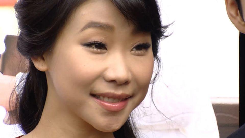 胡婷婷迎第二春 嫁老外大學同學:就像第一次!