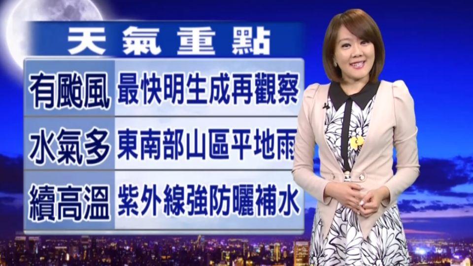 好熱!台北連3天超過38度 防曬多補水