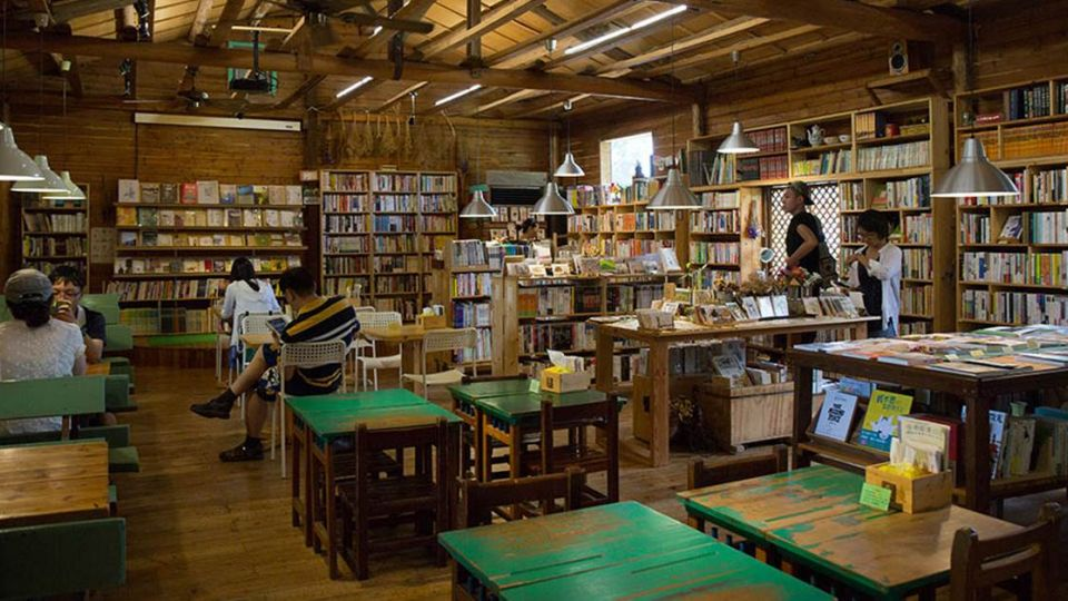 【端傳媒】為什麼這些美麗的書店都在桃園?獨立書店漫遊指南