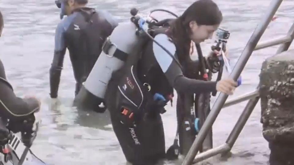 裝備全緊跟教練!把握潛水要點避免意外
