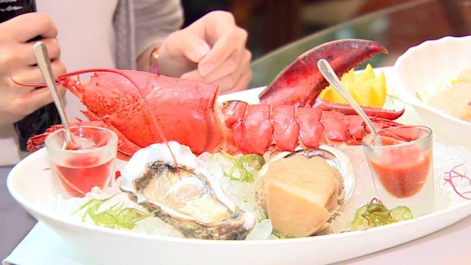 台灣人愛吃龍蝦 飯店全年餐點都有「龍蝦」