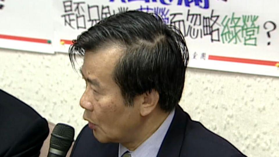 駐星代表江春男酒駕 酒測到移送約4小時