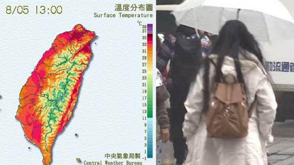 明起全台有雨!氣象專家:未來邁入颱風好發期
