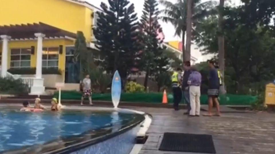 四歲男童飯店戲水喪命!關鍵監視器畫面曝光