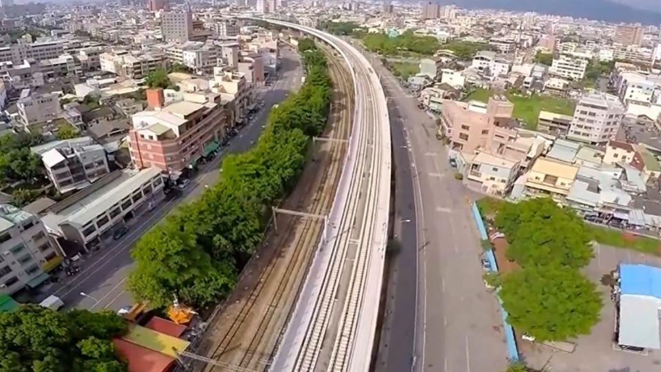 全線21.7公里!台中鐵路高架 預計9/25通車