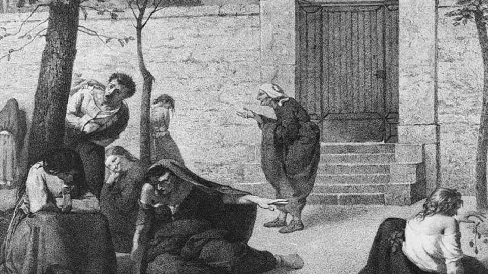 在這個比利時小鎮,居民與「瘋子」融洽相處了700多年