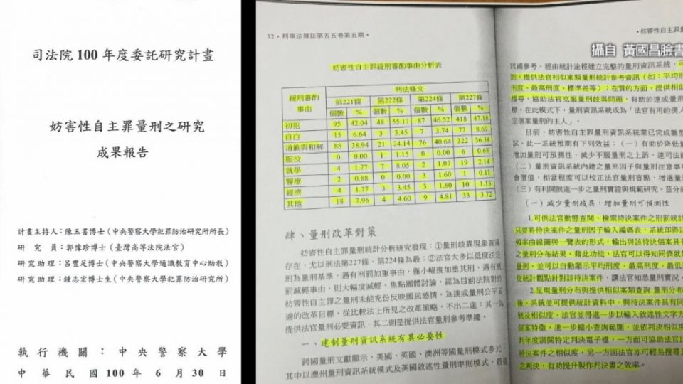 林錦芳論文涉抄襲 府副秘書長介入關切