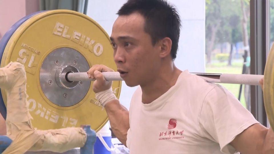 奧運舉重選手唐啟中 選手村房間遭竊旅費沒了