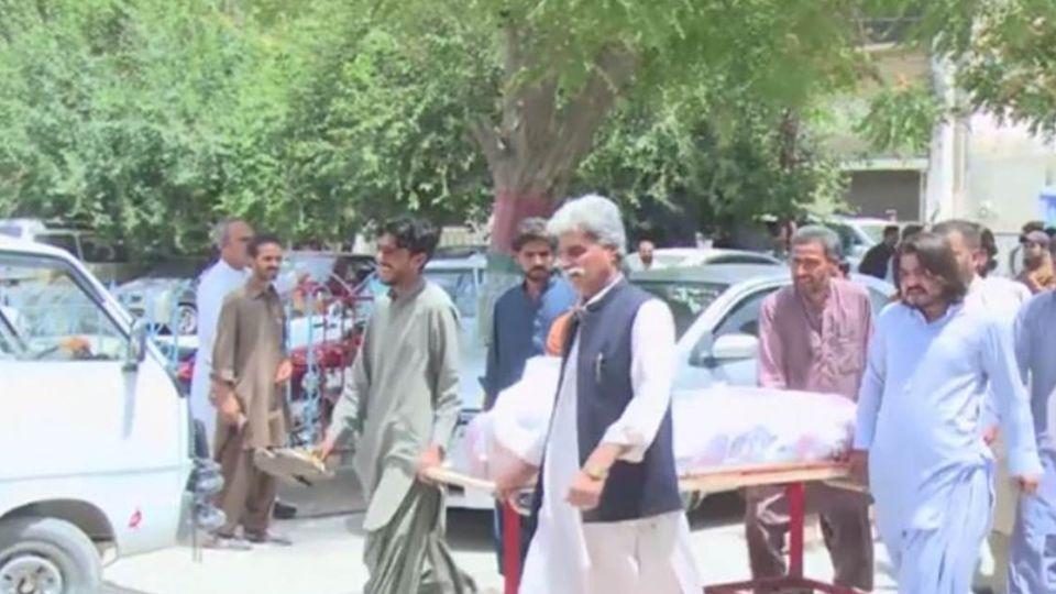 最新!巴基斯坦醫院急診室爆炸 至少70死