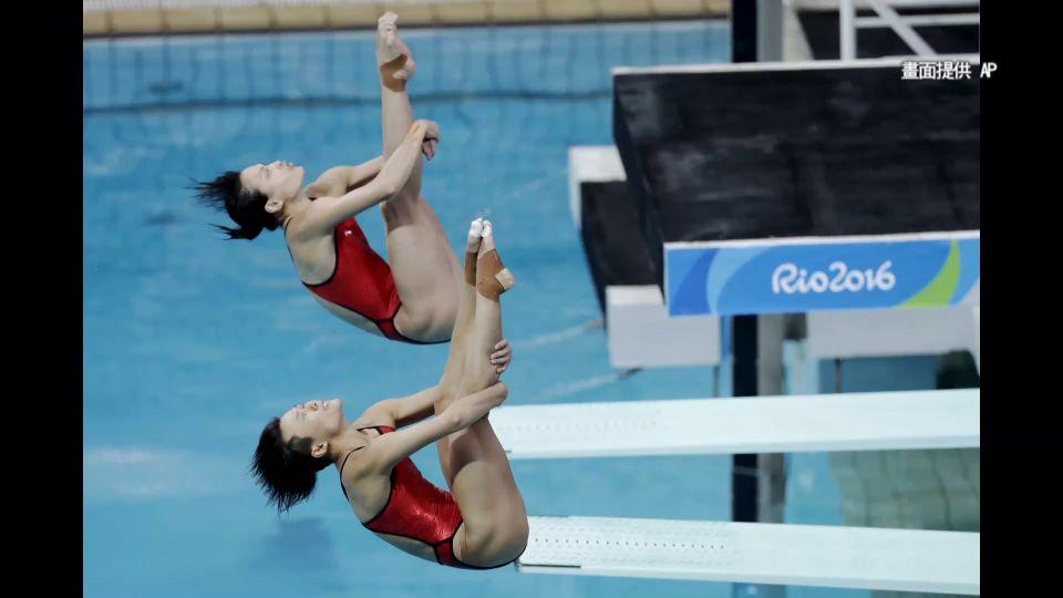 大陸稱霸跳水項目 奧運稱王封后無人能敵