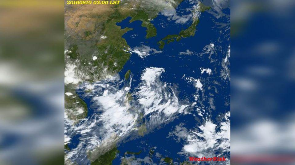 【影片】低壓擾動旺盛!彭啟明:有機會發展成颱且逼近台灣