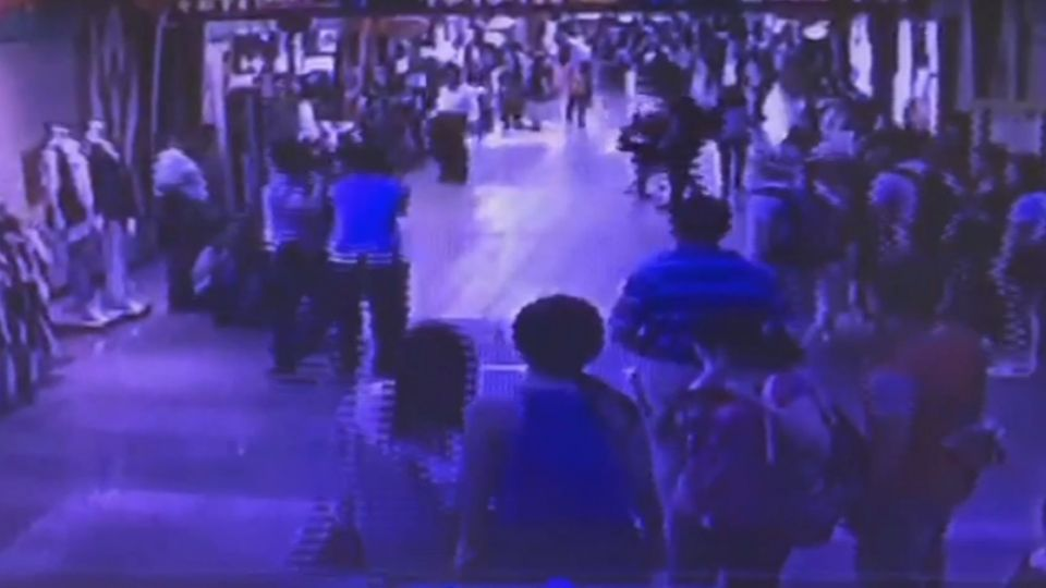 招募未成年中輟生 捷運站內強迫推銷