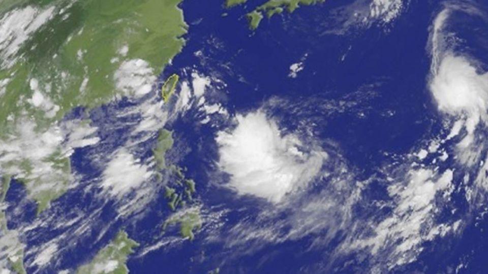 第7號颱風「璨樹」將生成! 明低壓壟罩全台有雨