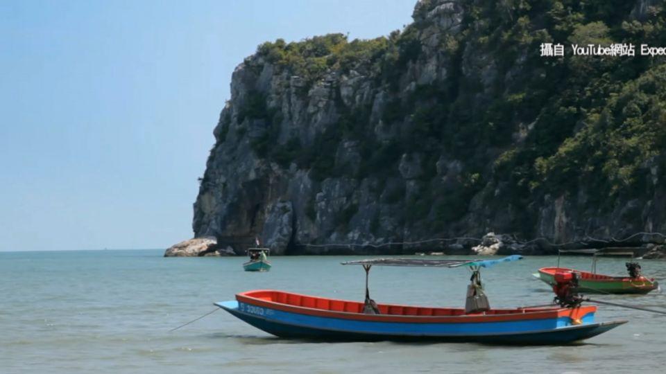 泰國華欣海上旅遊勝地 台列必去行程之一