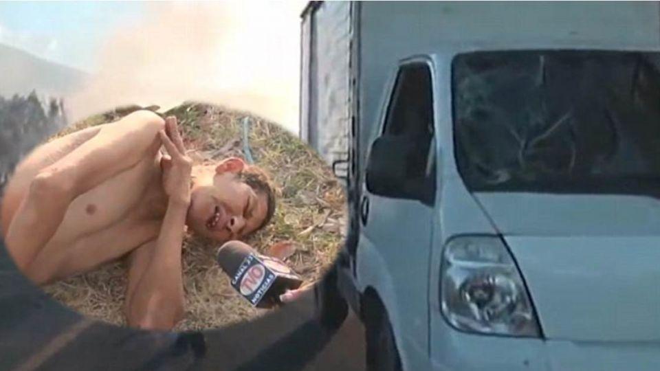 【影片】採訪比生命重要?女記者連環問 車禍男子延誤送醫身亡