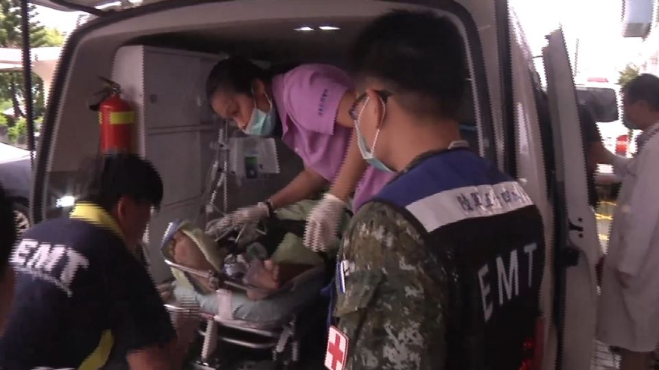 翻車喪命三士官兵解剖 釐清重傷或溺斃