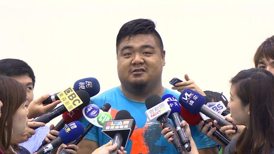 「太想贏對不起台灣」陳士杰3次挺舉失敗失格