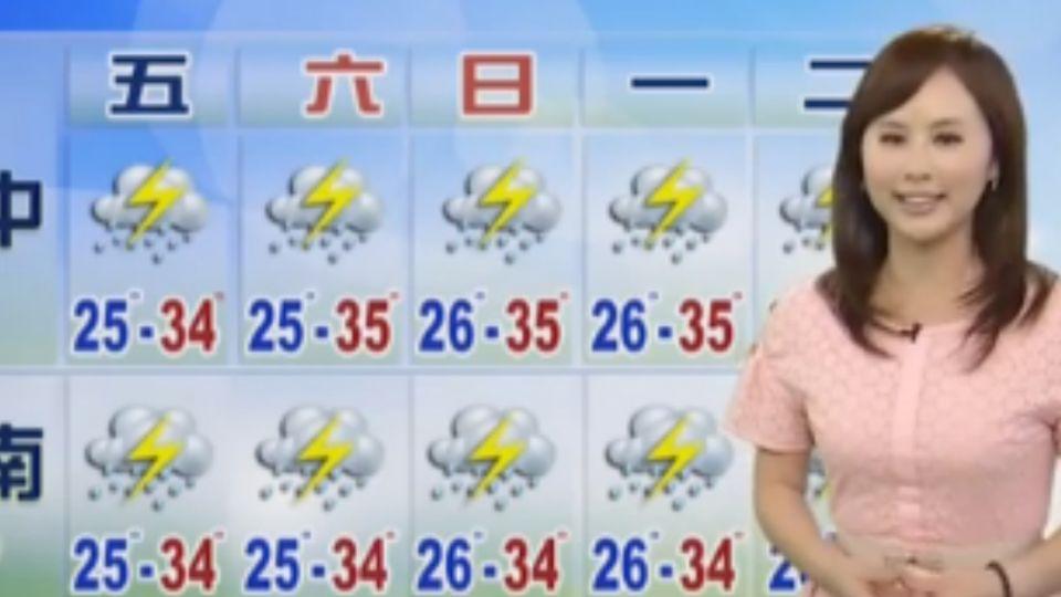 【2016/08/18】8號颱風「電母」 今8時形成 對台無影響