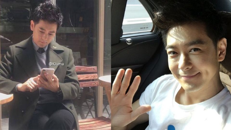 太神了!林志穎搶先秀iPhone7 網友尖叫:雙鏡頭!