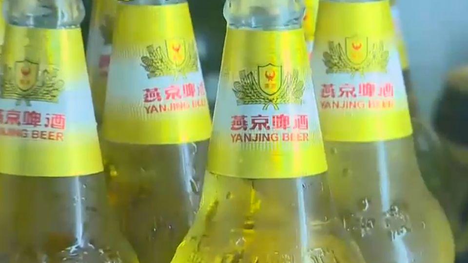 啤酒年銷四百億 陸啤搶攻台市場「京力」十足