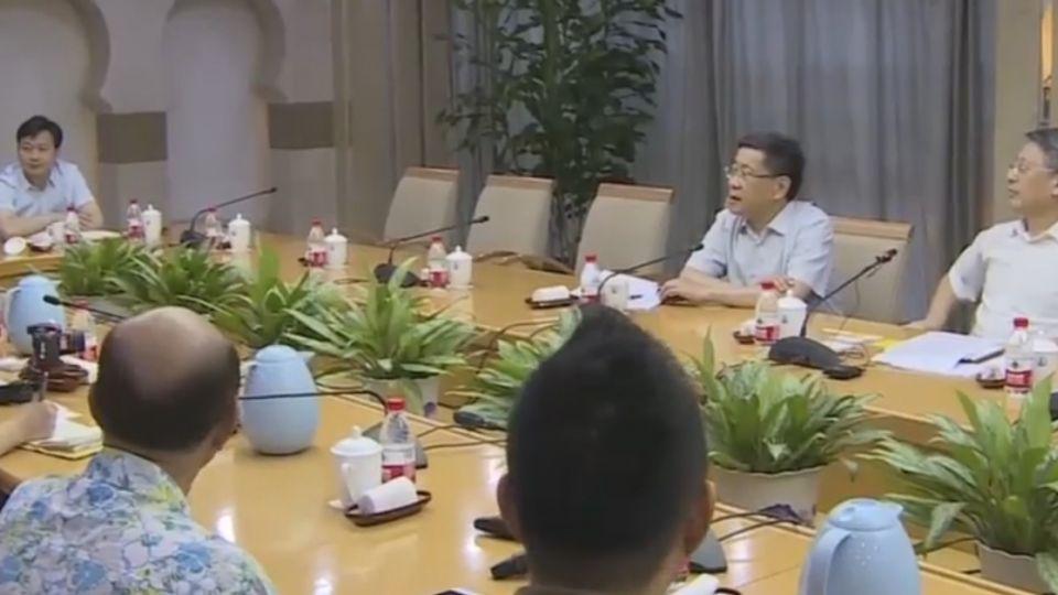 城市論壇前 統戰部首次敞開大門 邀臺媒專訪