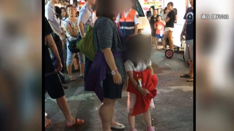 疑家庭糾紛 婦大鬧臨江街夜市「驚動救護車」